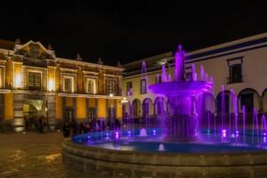Estado Puebla teatro