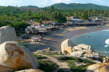 Playa ventura estado Guerrero