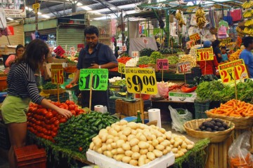 Mercado de Cholula