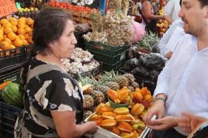 Mercado de San Juan DF