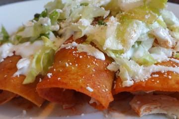 enchiladas de olla