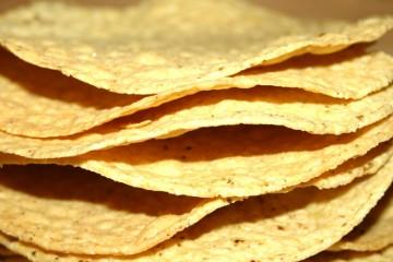 tostadas de arriero