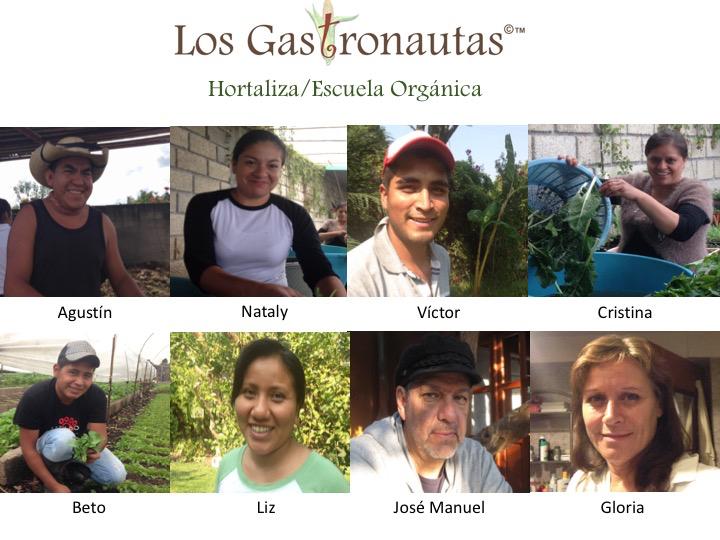 Foto proyecto Gastronautas ONU